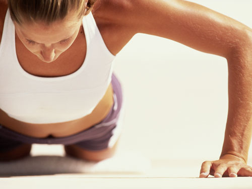 flexiones-ejercicios-colesterol