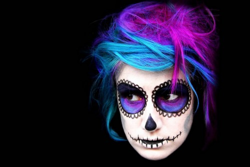 halloween-peinados