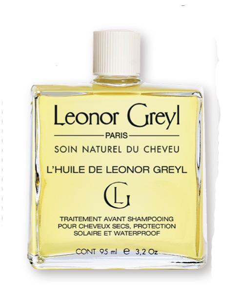 Aceite L´Huile de Leonor Greyl. Precio: 31,20 euros