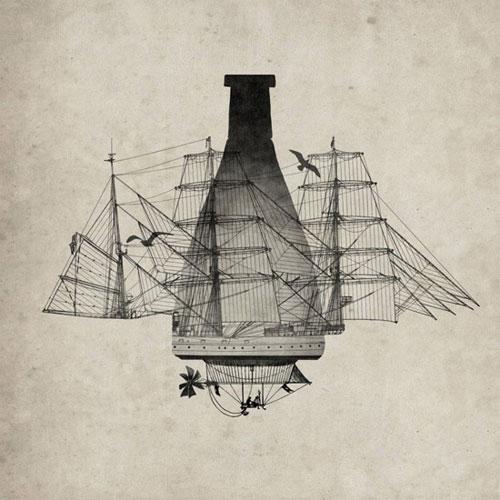 Ilustración para Aqua Loewe
