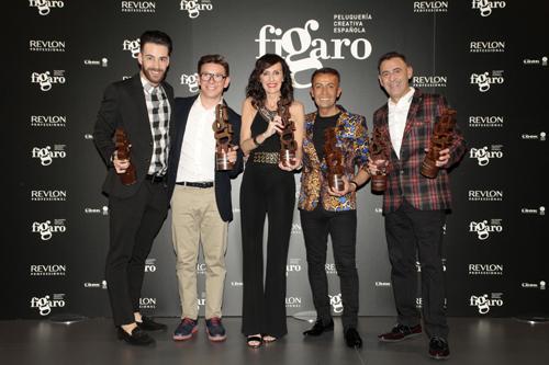 Felicitas Ordás con su premio