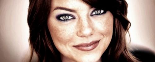 emma stone eyeliner
