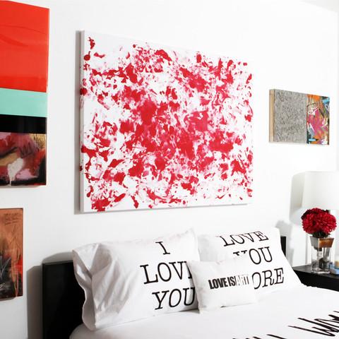 love is art cuadro