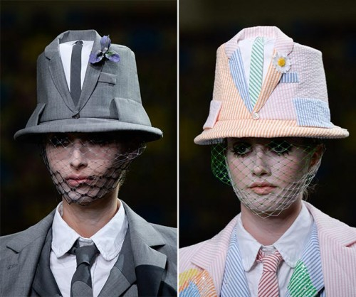 Thom Brown, New York Fashion Week primavera 2015