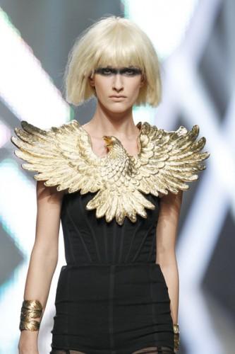 Joyas por san valentin Mercedes Fashion Week Madrid Otoño/Invierno 2014-2015