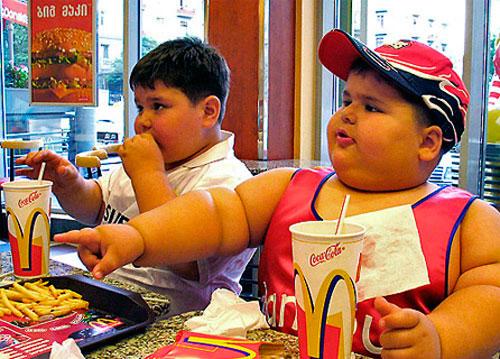 niños-gordos