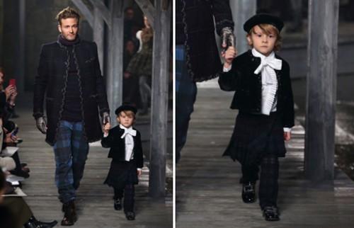 Karl Lagerfeld kids Chanel