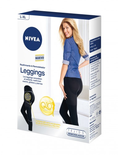 leggings nivea q10 reafirmantes
