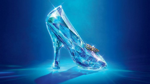 Zapato cenicienta