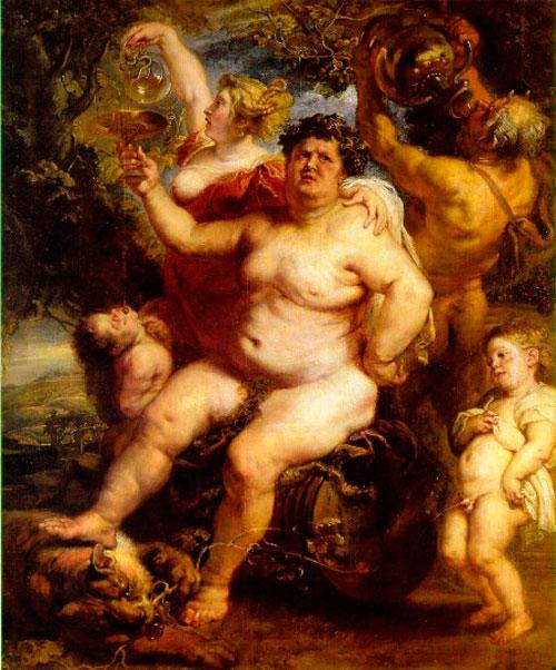 """""""Baco"""" por Rubens"""