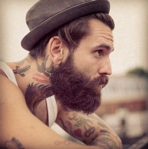 barba-cuidados masculinos