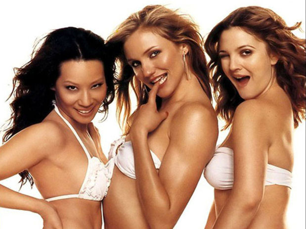 Why The New Charlie's Angels Picture Is Problematic
