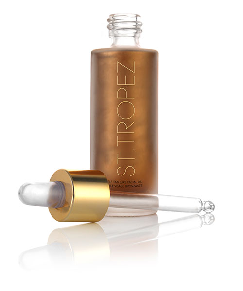 ST. Tropez self tan aceite