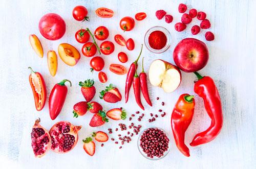 alimentos-colores-rojo
