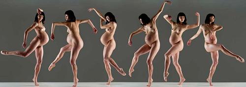 embarazada-bailando