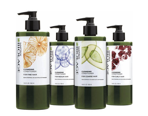 matrix-biolage-cleansing-conditioners