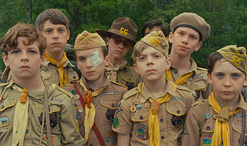 """Moonrise Kingdom"" (wes Anderson, 2012)"