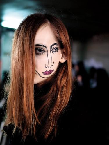 jacquemus- make up MAC Cosmetics