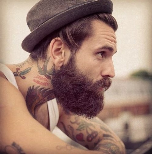 barbas moda cosmetica