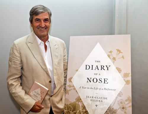 Jean Claude Ellena 'The Diary of a Nose'