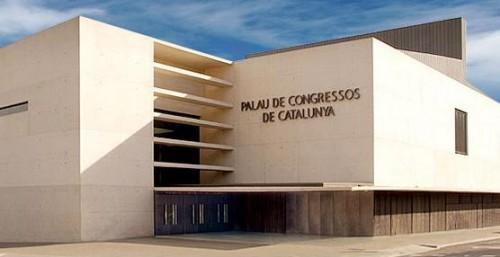 Palau de Congressos de Catalunya en Barcelona