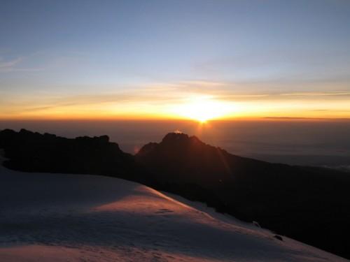 reto kilimanjaro eleizabeth arden