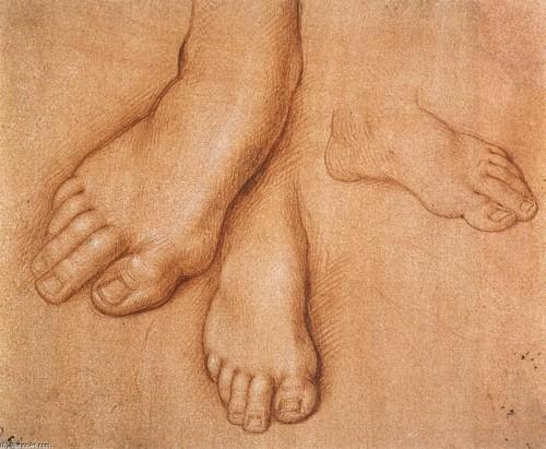 estudio del pie feet salud