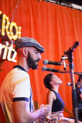 Música en directo en Palo Alto Market