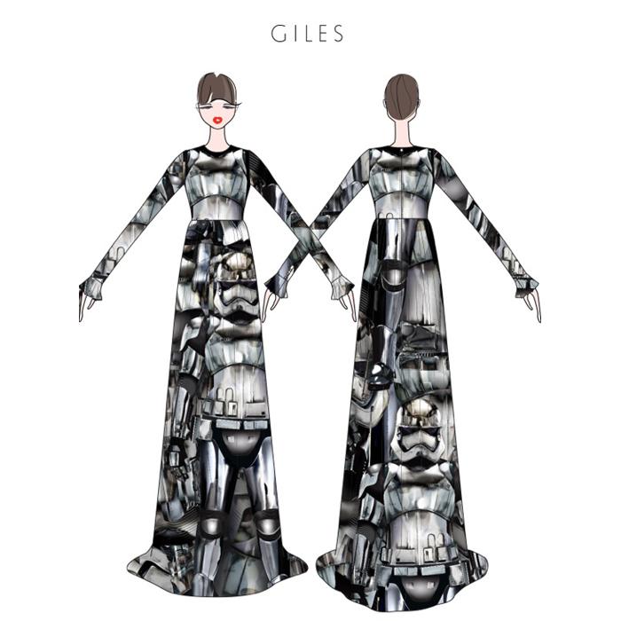 Diseño de Giles Deacon