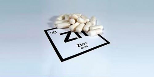 suplemento con zinc