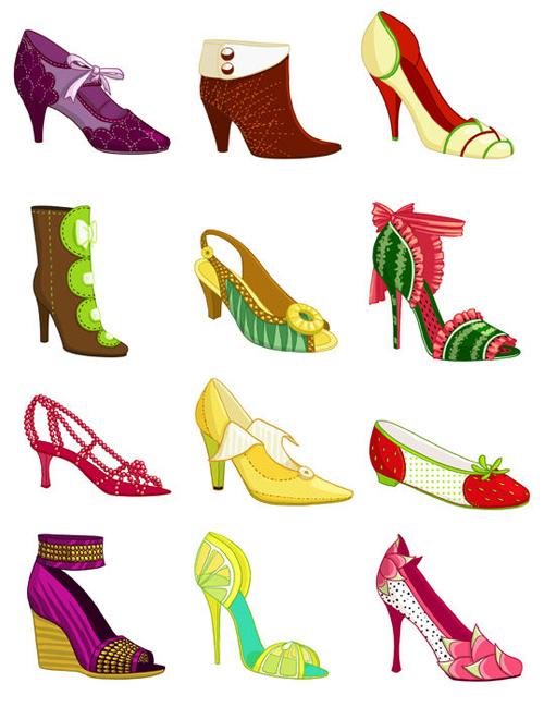 Modelos de zapatos de tacón