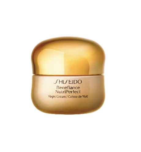 Crema nutritiva de noche de Shiseido