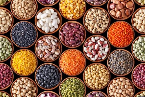 legumbres bodegón