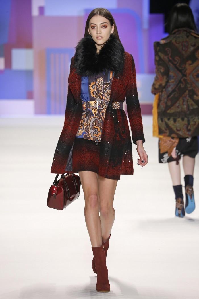 Desigual abre la New York Fashion Week