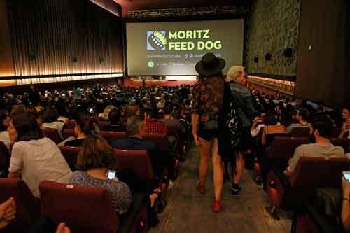 Moritz-Feed-Dog- se celebra en los cines Aribau
