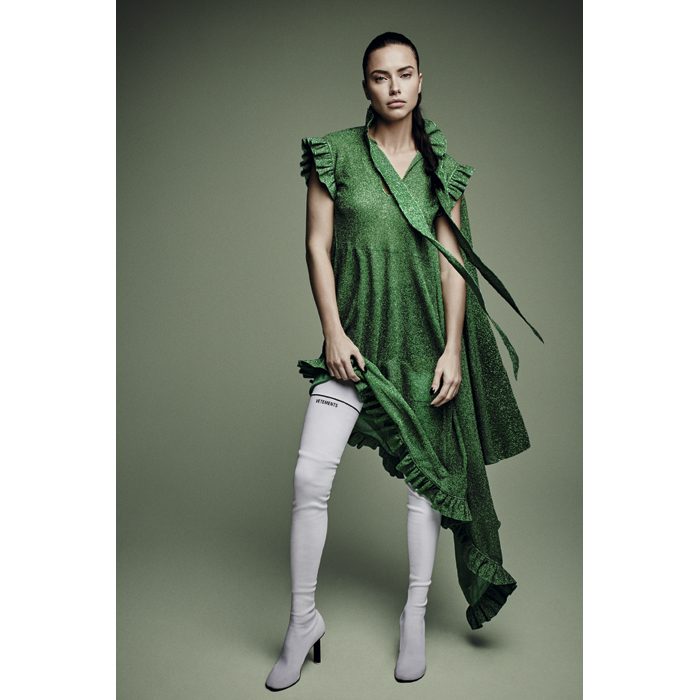 Adriana Lima es She Hulk