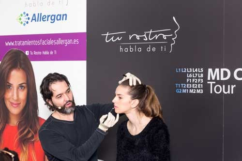 El Lip Tour de Allergan