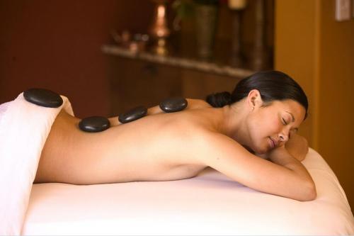 El Red Door Spa presume de ofrecer los mejores masajes de Nueva York.