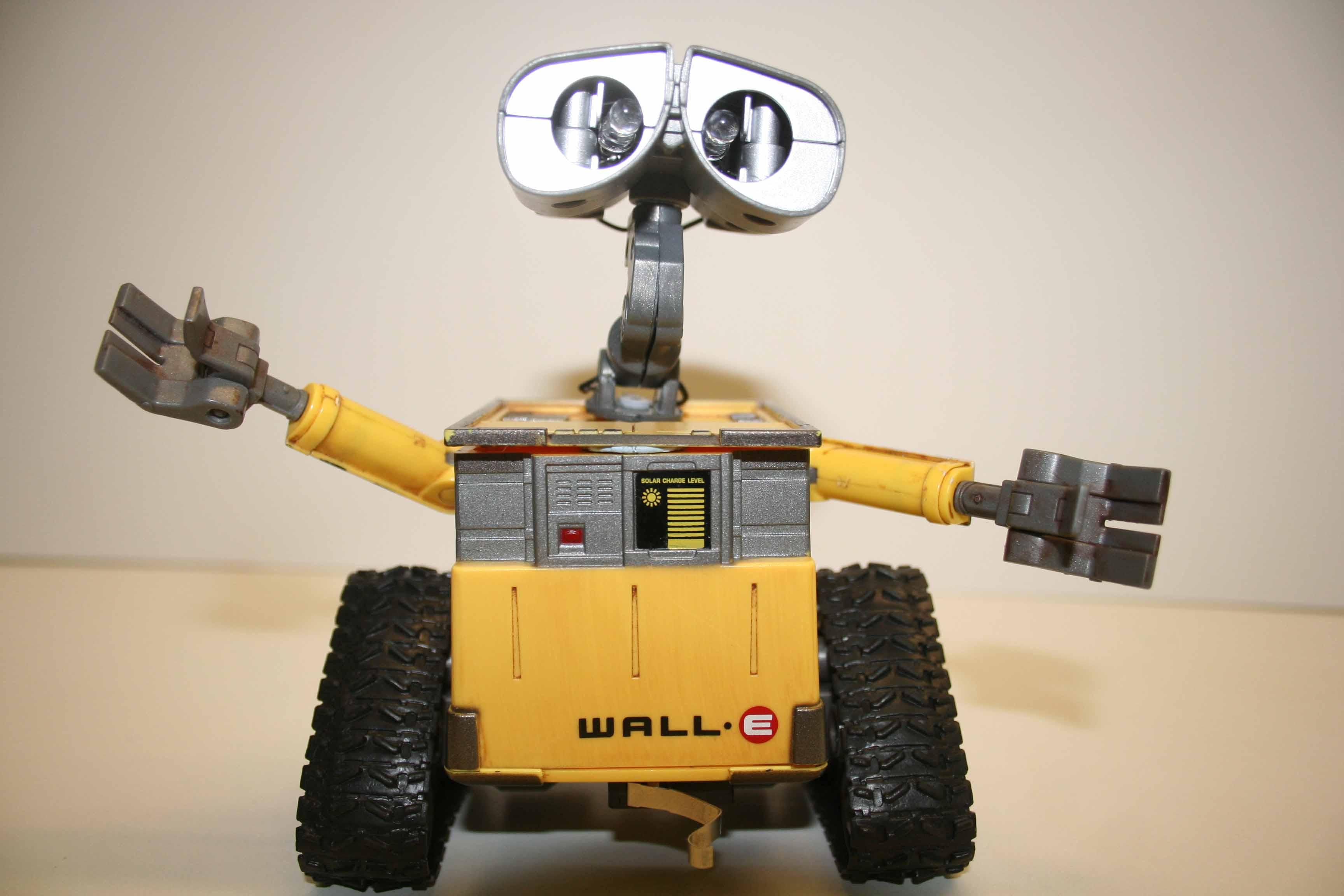He Probado Milena, El Robot Antiedad