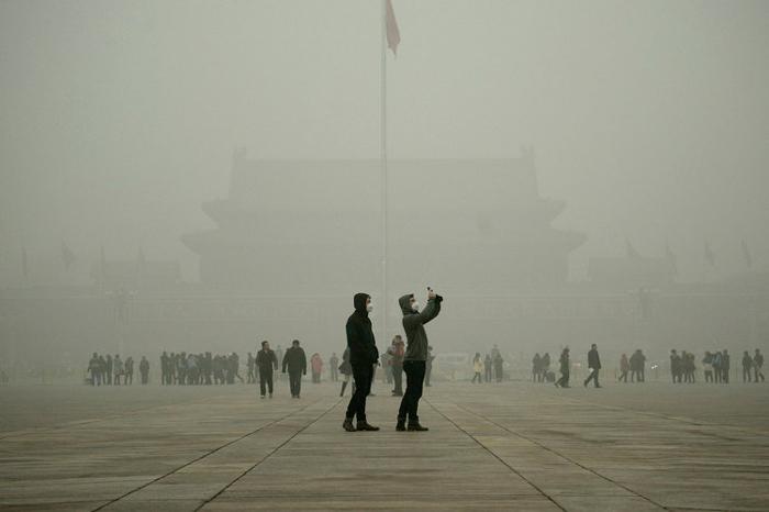 La boina de Madrid asusta, pero Pekín se lleva la palma
