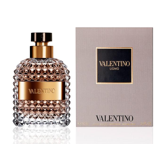 El Premio al Mejor Perfume Masculino Categoría Lujo 2015 fue para Valentino Uomo