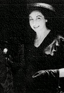 Maria Brey, tía Mariano Rajoy Brey.