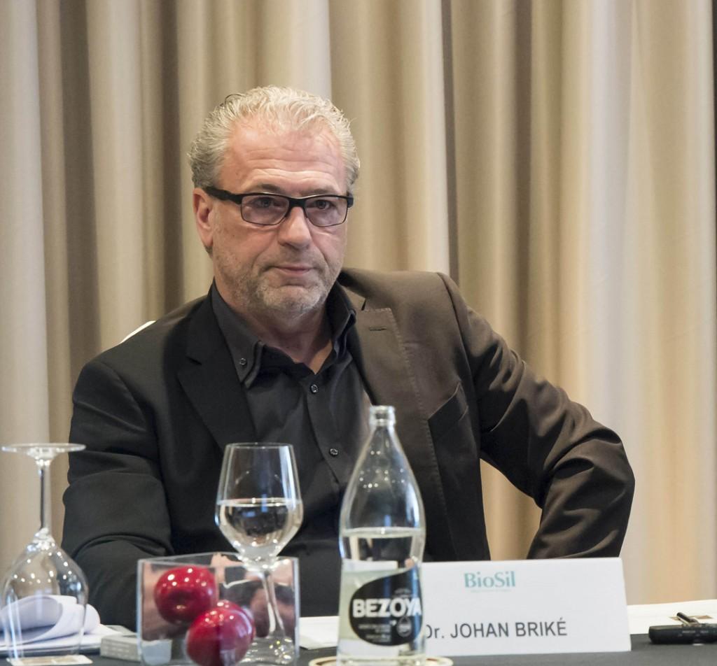 Johan Briké, BioSil
