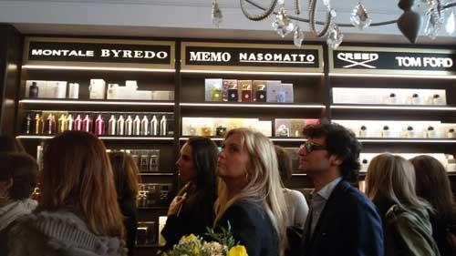 Una perfumería de autor en el Ensanche barcelonés