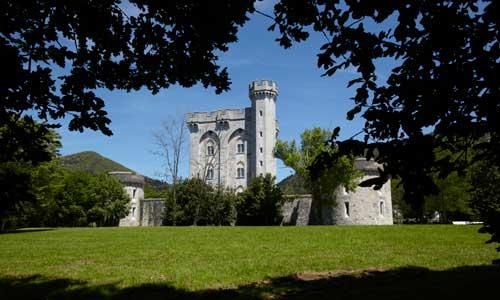 Dormir en el castillo de Arteaga, en Euskadi