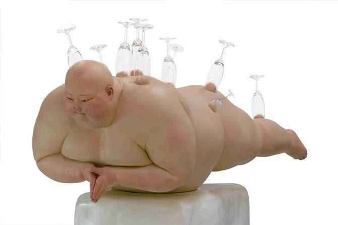 arte obesos dietas ventosas