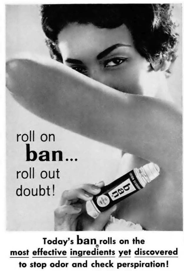 Primeros Desodorantes