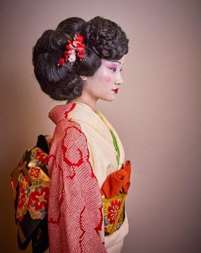 Geisha yolanda aberasturi