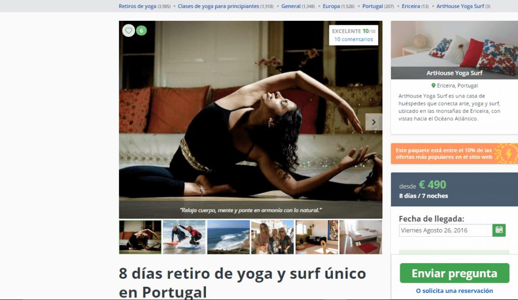 yoga portugal