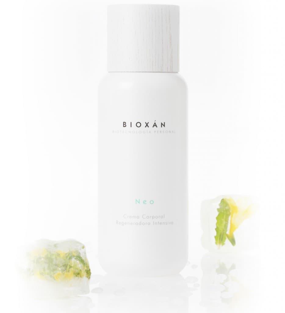 Crema corporal regeneradora intensiva NEO de BIOXÁN 02
